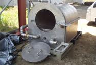 Fast carbonization furnace