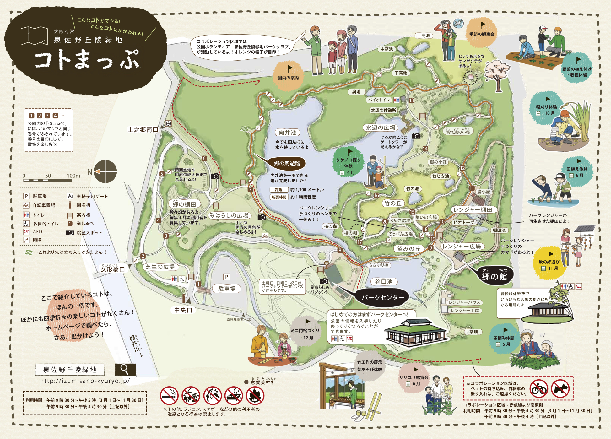 'Thing' map