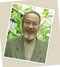大阪府立大学研究生院名誉教授 登增田老师